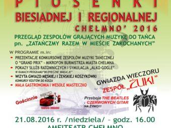 Przegląd Kapel w Chełmnie 21.08.2016