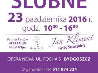 23.10.2016 – Targi Ślubne Bydgoszcz
